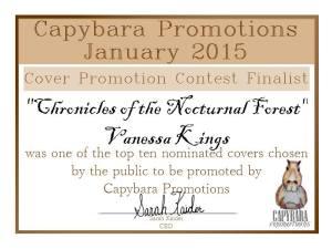 Capybara winner