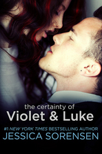 certaintity of violet and luke