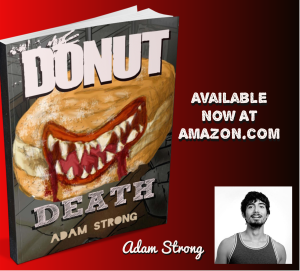 donut death large ad adam strong
